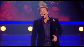 Daniel Evans - Open Arms (The X Factor UK 2008) [Live Show 5]