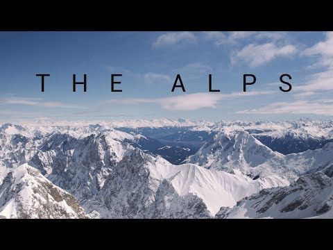 THE ALPS | Cinematic Sony A6500 + Sigma 16mm 1.4