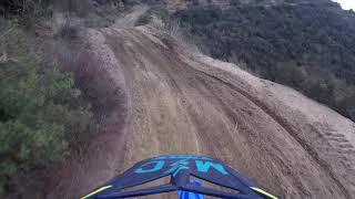 Moto Z Hollister HIlls Yamaha WR250