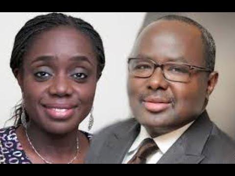 BREAKING NEWS:FINANCE MINISTERkemi adeoshun  VS SEC DG