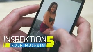 Skandal im Schüler-Chat: Peinliche Fotos von Luisa! | Inspektion 5 | SAT.1 TV