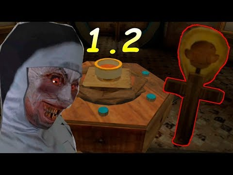 ПОЛНОСТЬЮ ПЕРЕДЕЛАННАЯ МОНАХИНЯ! Evil Nun 1.2 Scary Horror Game Adventure 1 часть