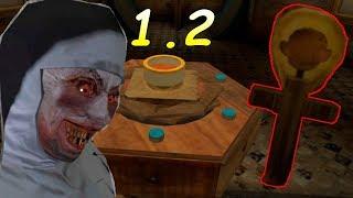 ПОЛНОСТЬЮ ПЕРЕДЕЛАННАЯ МОНАХИНЯ! Evil Nun 1.2 Scary Horror Game Adventure 1 часть