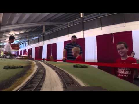 2015 TCMRA Model Trains at the NE State Fair