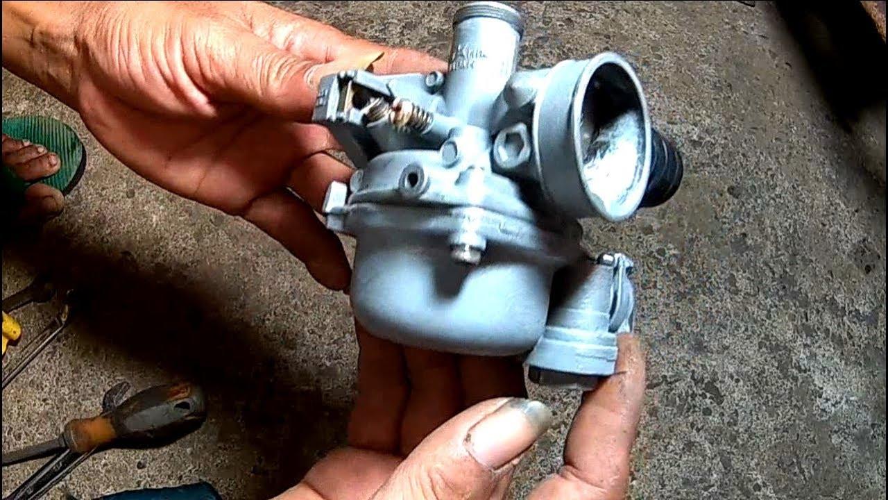 Metode Membersihkan Karburator Motor