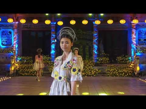Lụa Toàn Thịnh - Minh Hạnh - Silk Festival Hoi An 2017