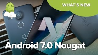 Top 5 Android 7.0 Nougat features!