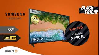 "TV LED SAMSUNG 55"" UE55NU7093 ULTRA HD 4K SMART TV WIFI DVB-T2"