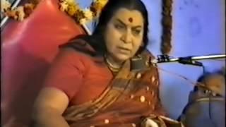 1983 год, 4 января. Пуджа шри Ганеше «Для чего вы здесь_» Шолапур. Индия. Перевод О. Пулькиной