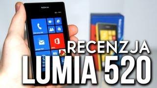Nokia Lumia 520 - Recenzja - Test (PL)