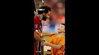 """بالفيديو.. قصة الطفل """" علي """" نجم مباراة السوبر الأوروبي - صحيفة صدى الالكترونية"""