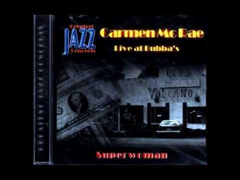 Carmen McRae - Send In The Clowns