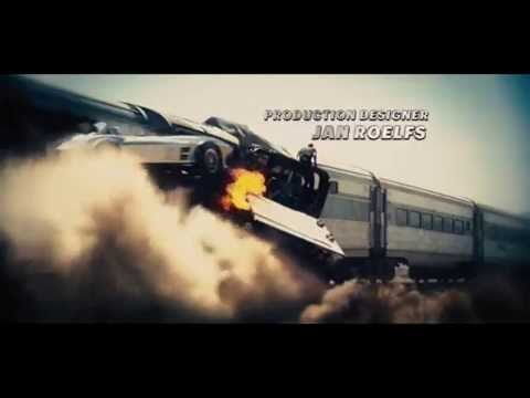 Fast and Furious 6 Opening Credits