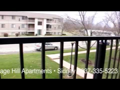 Carriage Hill 3 Bedroom Apartments In Sidney Ohio.mov