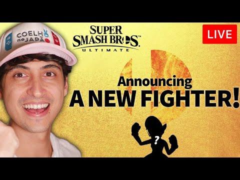 """COBERTURA E ANÁLISE DO PERSONAGEM: Super Smash Bros. Ultimate – Mr. Sakurai Presents """"???"""""""