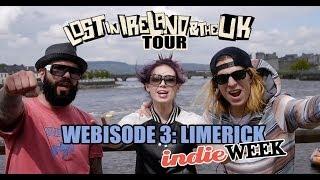 Webisode 3 - INDIE WEEK IRELAND CRAZINESS- SUMO CYCO