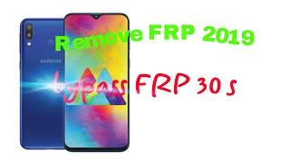 Xóa tài khoản Google Samsung A10 l A10 Frp Unlock Bypass Google l Samsung A10 FRP bypass