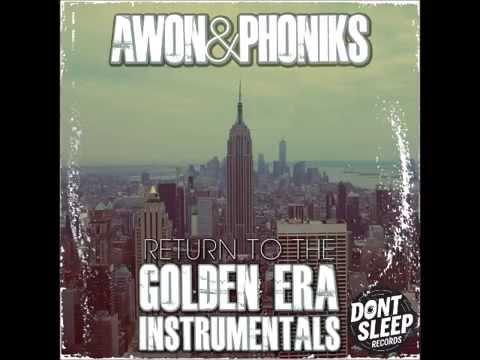 Awon & Phoniks - Rule Of The Gun (Instrumental)