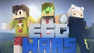 Minecraft Yumurta Savaşları -5- Yine Harika Taktikler !