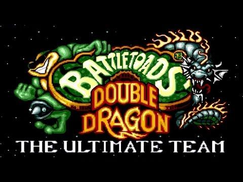 Battletoads & Double Dragon прохождение SEGA Mega Drive (Sega Genesis) [007]