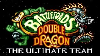 Battletoads & Double Dragon прохождение SEGA Mega Drive (Sega Genesis) [007]