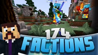 Minecraft Factions #174 - Let The War Begin!  (Minecraft Raiding)