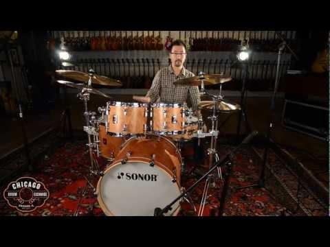 Sonor Newport Beech Drum Kit