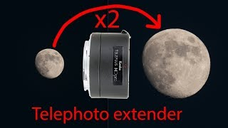 KENKO TelePlus HDPro DGX x2 teleconverter - REVIEW for daytime and nighttime photography