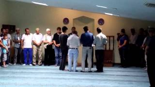 Abdullah Demircioğlu - Manevi Haller İle Bezenmek 09-08-2015