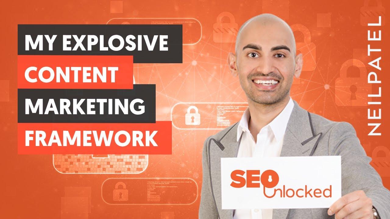 Content Marketing Unlocked By Neil Patel