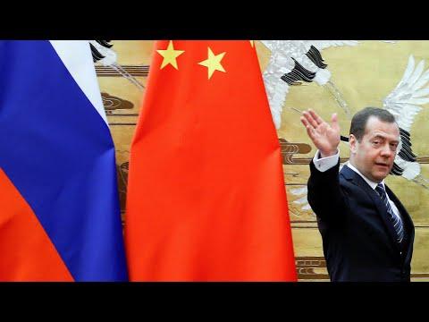 Отставка Медведева и нарушения Китая | АЗИЯ | 15.01.20
