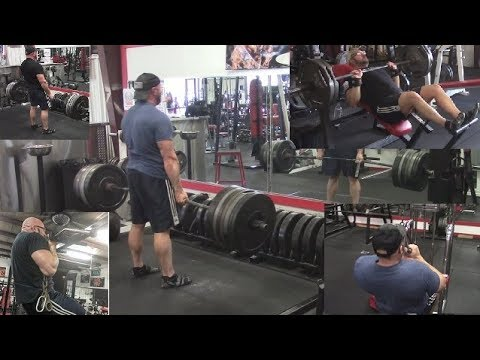 Using GPP & HIIT To Replace Hypertrophy Rep Range Training In Athletes