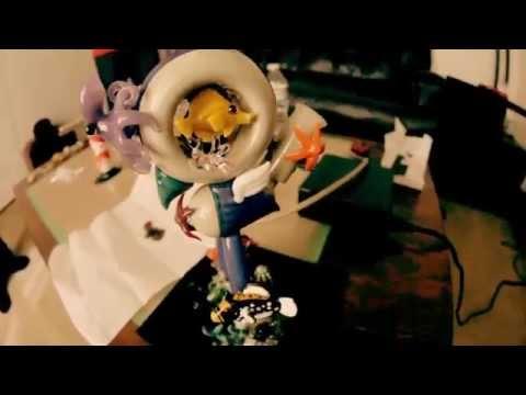 """Kixxie Siete - """"Wax"""" ft. Artie McCraft (Prod. by Matt Shimo)"""