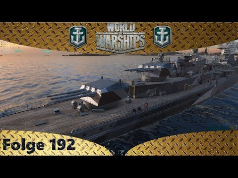 World of Warships - In der Nürnberg zum Sieg - Let's Play #192 deutsch german WOWS