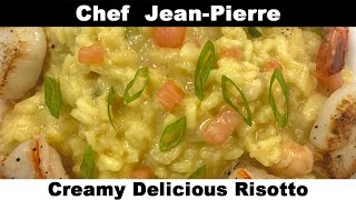 The Last Risotto Recipe You'll Ever Learn! Seafood Risotto
