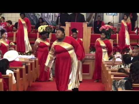 FBC Girls Praise Dance