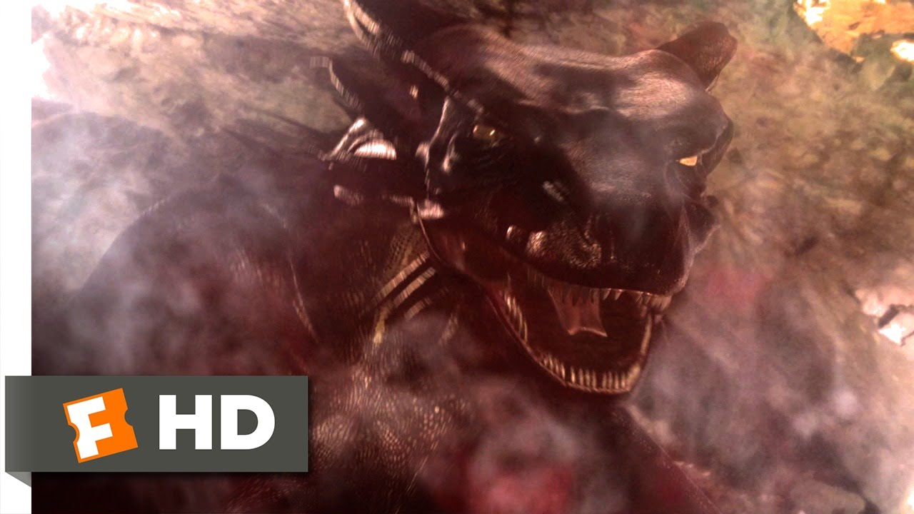 Dragon Crusaders 2011 Dont Look Down Scene 8 10 Movieclips