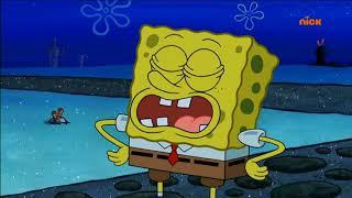 SpongeBob SquarePants - 'Speaking German' (Croatian)