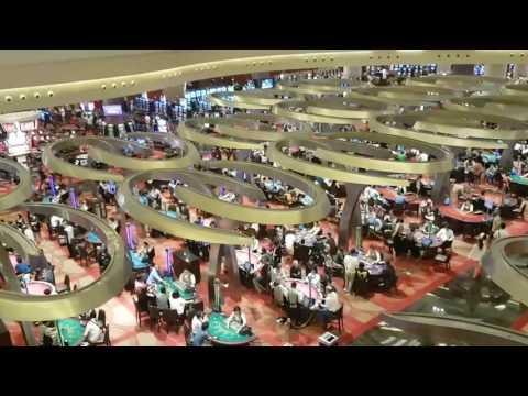 Marina bay casino singapore