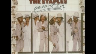 The Staples Feat Curtis Mayfield - Take This Love Of Mine 1976 HD