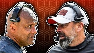 The Feud That Got Hue Jackson And Todd Haley FIRED