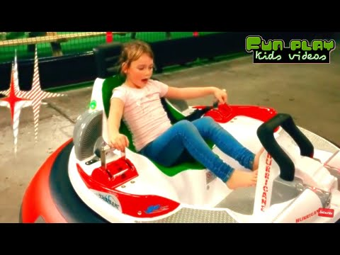 bumper cars for kids   indoor playground fun family play area for kids