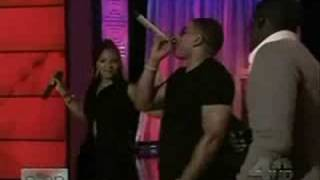 Nelly, Ashanti, Akon - Body On Me Live (9/18/08)