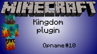 Minecraft 1.5.1 Kingdom Plugin - Opname 10 - Special