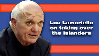 Lou Lamoriello hired to run New York Islanders