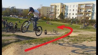 Downhill vs Urban Downhill