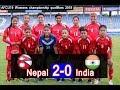 Nepal U19 2- 0 India U19   AFC U19 Women's Championship Qualifiers
