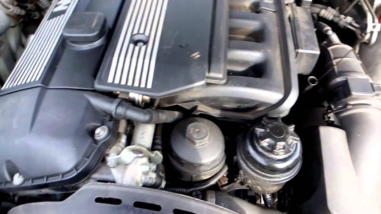 Контрактный двигатель BMW (БМВ) 2.0 M52 B(20 6 S4)   Где купить?   Тест мотора