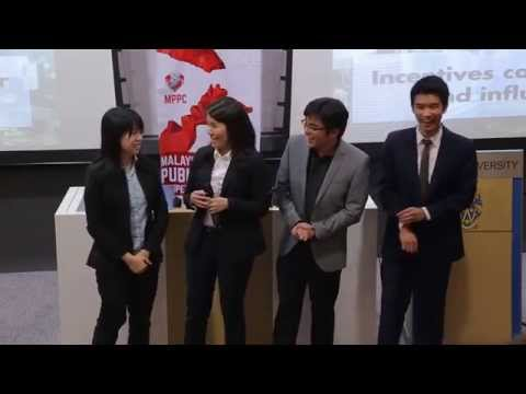 MPPC 2014: Policy Presentation by Team Giggles (Champion)