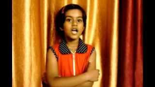Indian National Anthem - sung by Puurva Yadav, Pune